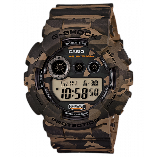 Casio G-SHOCK GD-120CM-5D