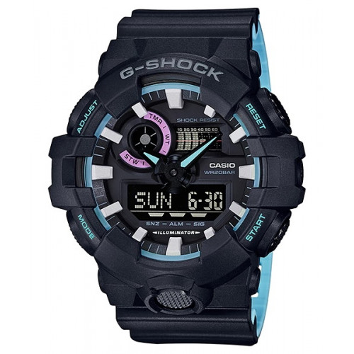 Casio G-SHOCK GA-700PC-1A