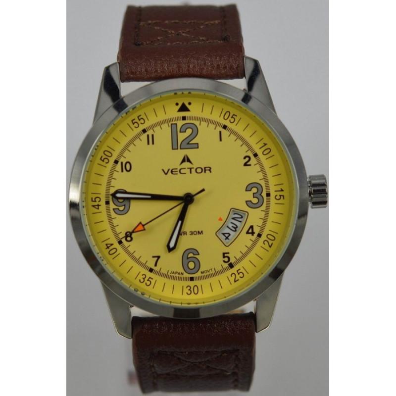 VECTOR VC8-022516 жёлтый